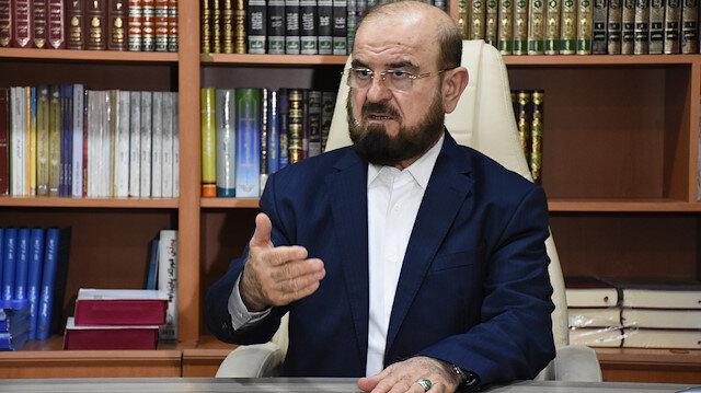 Karadaği, bazı Arap liderlerin İsrail ve ABD güdümünde siyonistlerin projelerini hayata geçirmek için hareket ettiğini söyledi.