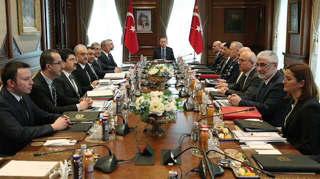 Savunma Sanayii İcra Komitesi Toplantısı