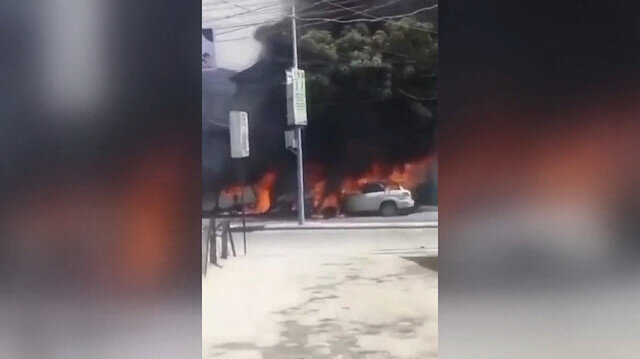 Somalide bomba yüklü araçla saldırı