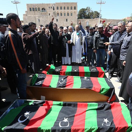 BM: Libya'da savaş suçu işleniyor