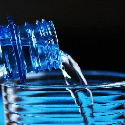 Ses sağlığınız için günde 2 litre su için