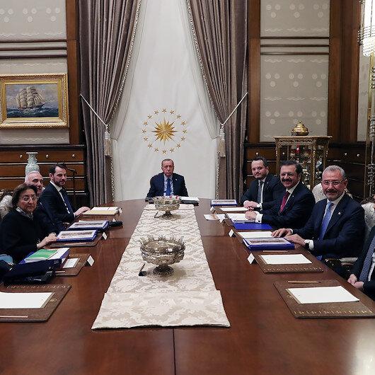 Türkiye Varlık Fonu AŞ Yönetim Kurulu Toplantısı gerçekleştirildi