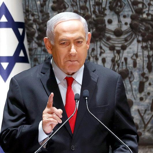 Batı Şeria'yı ilhak edeceğini söyleyen Netanyahu'ya hükümeti kurma görevi