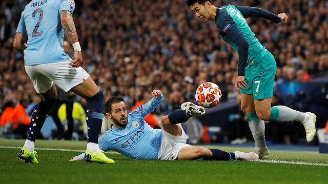 Man City 4-3 Tottenham (Geniş özet ve goller)