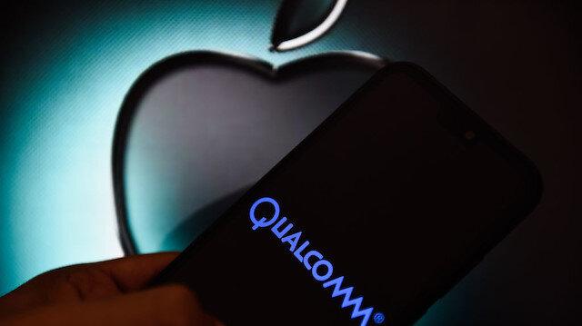 Apple bir süre daha Qualcomm çiplerini kullanacak.