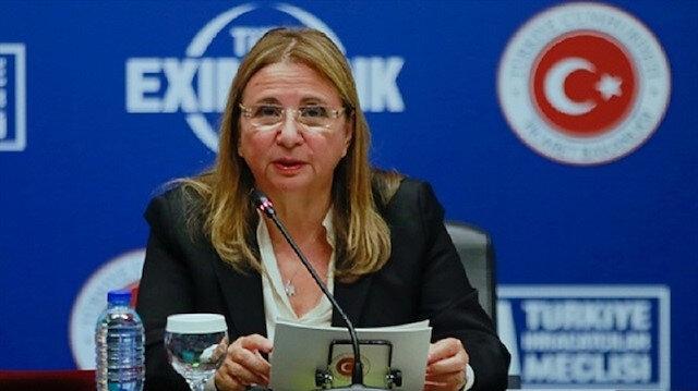 وزيرة التجارة التركية روهصار بكجان