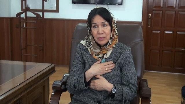 Amerikalı psikolog İslam'ı seçti