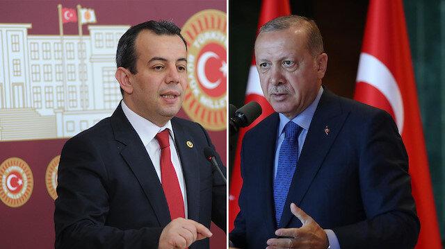 Erdoğan'dan 'Suriyelilere ekmek yok' diyen CHP'li başkana tepki