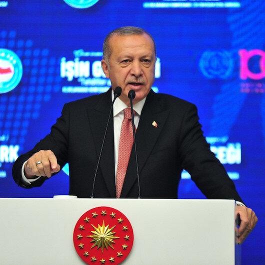 الرئيس أردوغان: فلنترك جدل المحليات ولنوطد وحدتنا