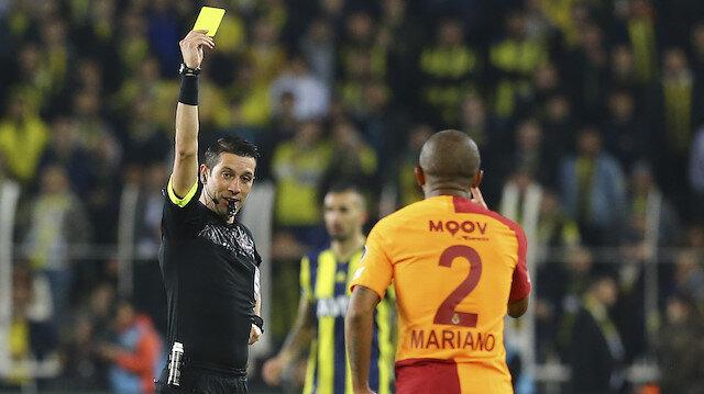 Ali Palabıyık'a bu hafta maç verilmedi