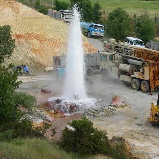Balıkesir'de 7 noktada jeotermal kaynak aranacak