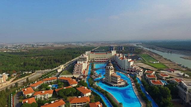 Mardan Palace 1,5 yıl sonra yeniden açılıyor