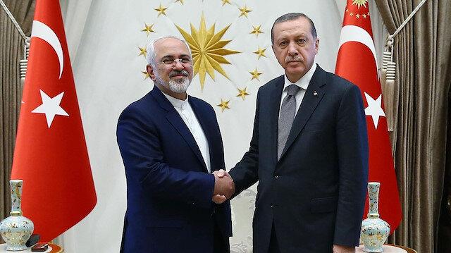 Suriye raporunu Erdoğan'a sundu
