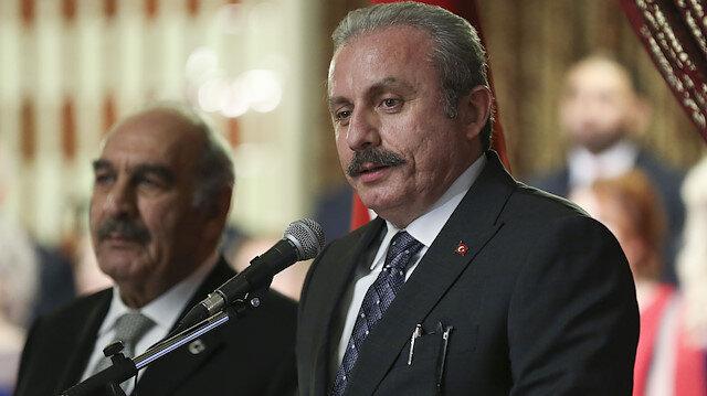 TBMM Başkanı Mustafa Şentop Bağdat'a gidiyor