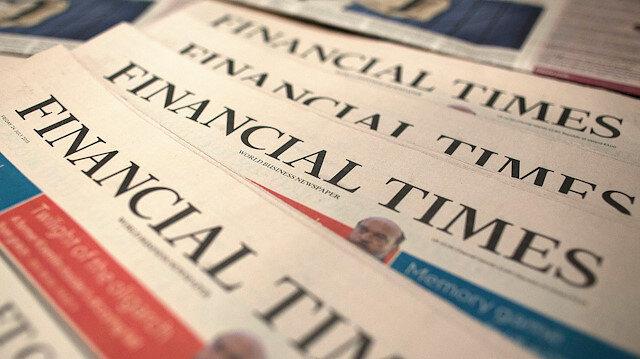 Financial Times Gazetesi (Arşiv)