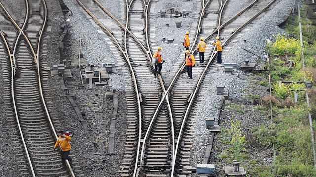China calls for cooperation on 'Belt and Road' project