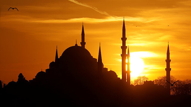 Muslims in Turkey observe holy night of Barat