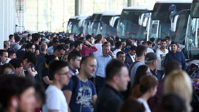 Foto/Arşiv: Otobüs terminali