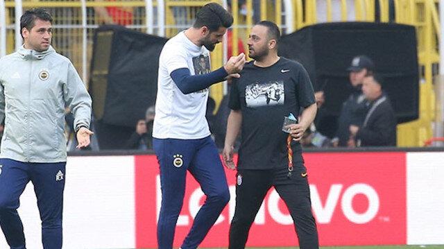 Volkan Dermiel'den Hasan Şaş'a: Sen futbolcu değil hocasın