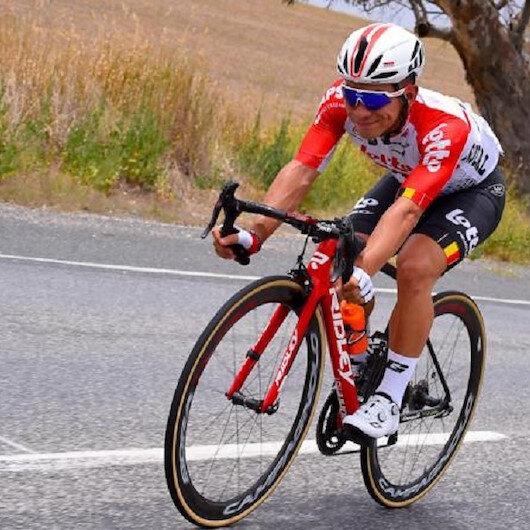 Tour of Turkey: Caleb Ewan wins stage 4