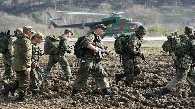 سوريا.. قتلى وجرحى باشتباكات بين قوات روسية وأخرى إيرانية