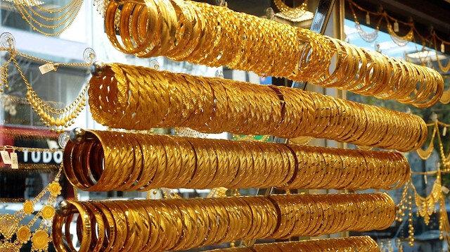 Altın fiyatları haftayı düşüşle kapattı