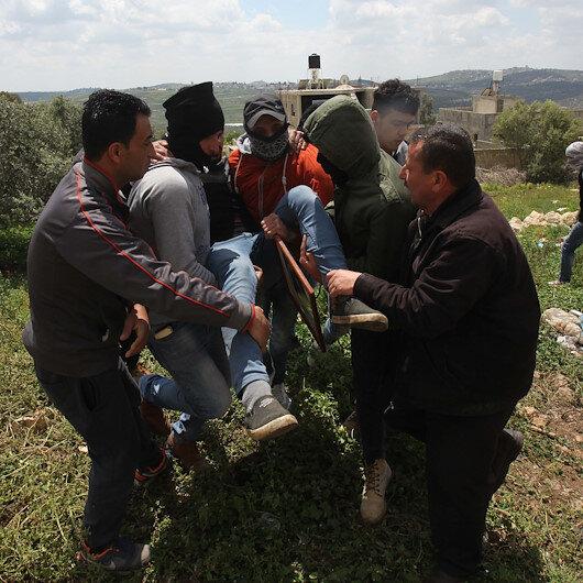 İsrail işgal güçleri Gazze'de saldırdı: 37 yaralı