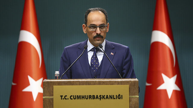 Turkey is partner of F-35 technology: Presidential aide