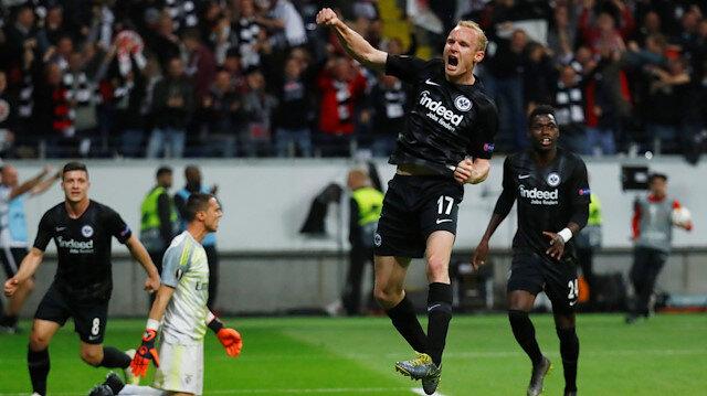 Avrupa Ligi'nde muhteşem gece