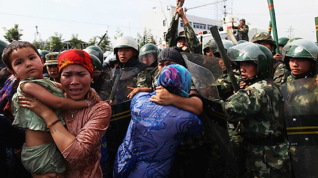 EU warns against human rights abuses in China