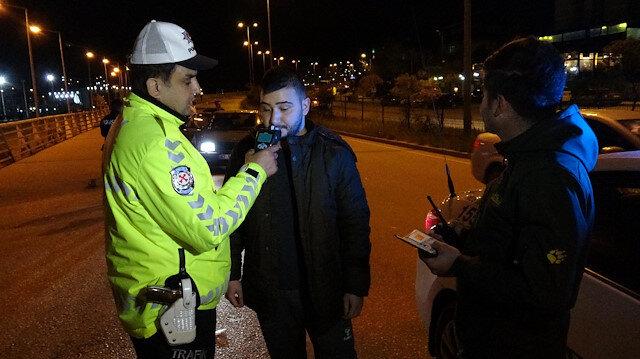 Alkollü sürücünün çağırdığı arkadaşı da alkollü çıktı - Karabük yerel haberleri