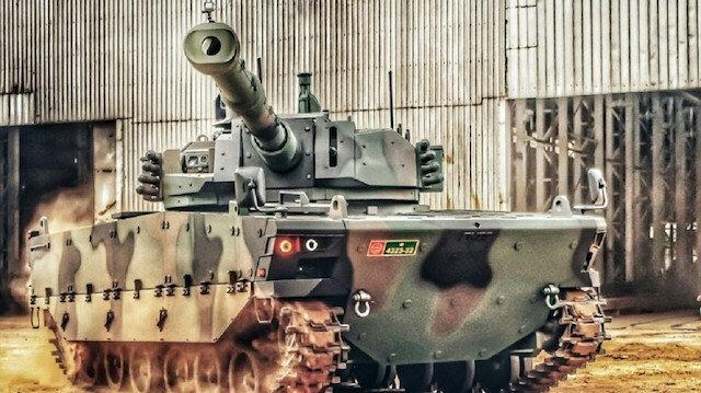 تركيا تستعد لرفع الستار عن صائد الدبابات