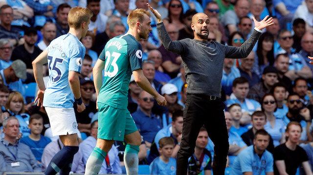 Manchester City rövanşı aldı zirveye yerleşti