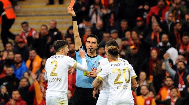 Arda Kardeşler Galatasaray-Kayserispor maçına damga vurdu