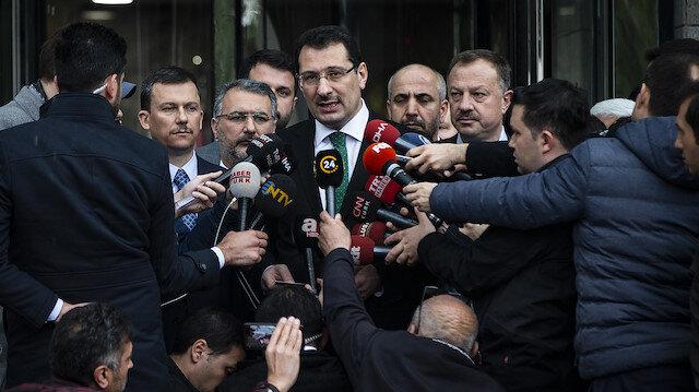 AK Parti'den YSK'ya İstanbul için iptal dilekçesi