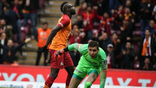 Diagne, Galatasaray formasıyla çıktığı 11 maçta 8 gol attı 1 de asist yaptı.