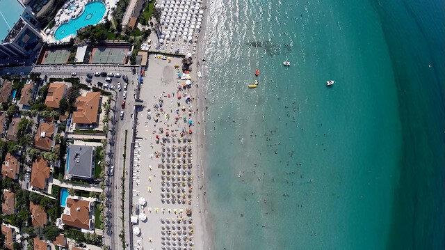 Bakan söz vermişti: İlk halk plajlarının açılacağı iller belli oldu