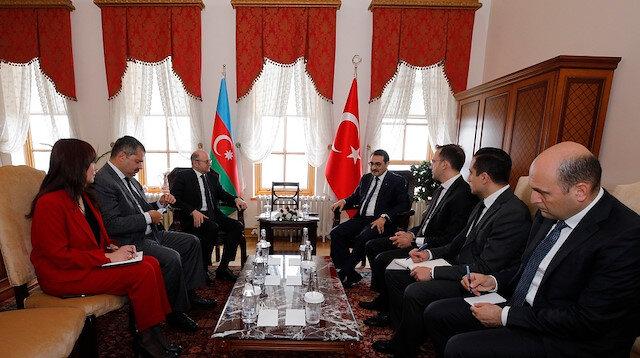 إسطنبول.. اجتماع وزراء طاقة تركيا وأذربيجان وتركمانستان
