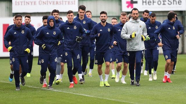 Fenerbahçe'de Trabzonspor maçı öncesi 'sarı' alarm