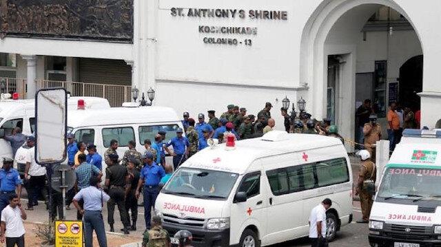 مواطنان تركيان بين ضحايا الهجمات الإرهابية بسريلانكا