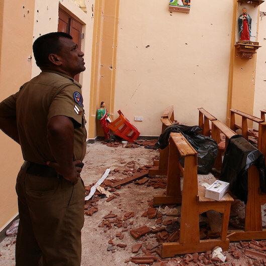 Sri Lanka'daki terör saldırısına dünyadan tepkiler