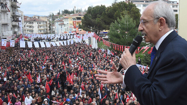CHP Lideri Kılıçdaroğlu. Fotoğraf: Arşiv.