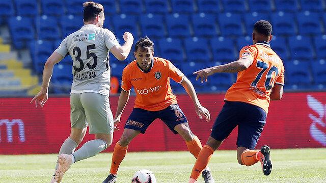 Başakşehir-Rizespor: 1-1