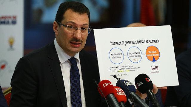 AK Party Deputy Chairman Ali Ihsan Yavuz