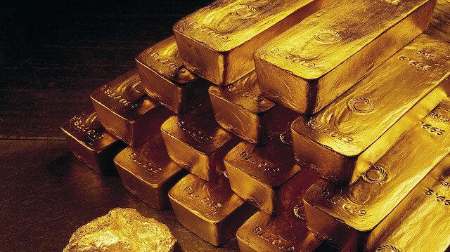Ons altın 16 haftanın en düşük seviyesini gördü