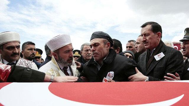 Şehit Babası: Kemal'in buraya gelmesinden çok üzüntü duydum