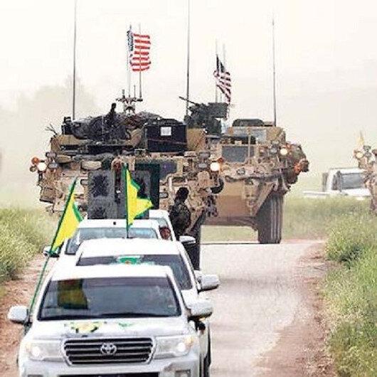 """أمريكا ترسل مزيداً من الأسلحة والمعدات إلى """"ي ب ك-بي كا كا""""، شرقي سوريا"""