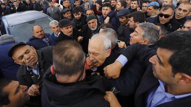 Kılıçdaroğlu'na yumruk atan Osman Sarıgün'ün ifadesi ortaya çıktı