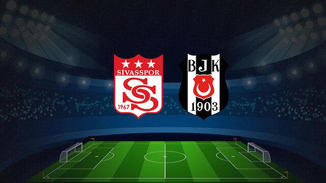 Sivasspor-Beşiktaş