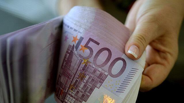 500 euroluk banknot.
